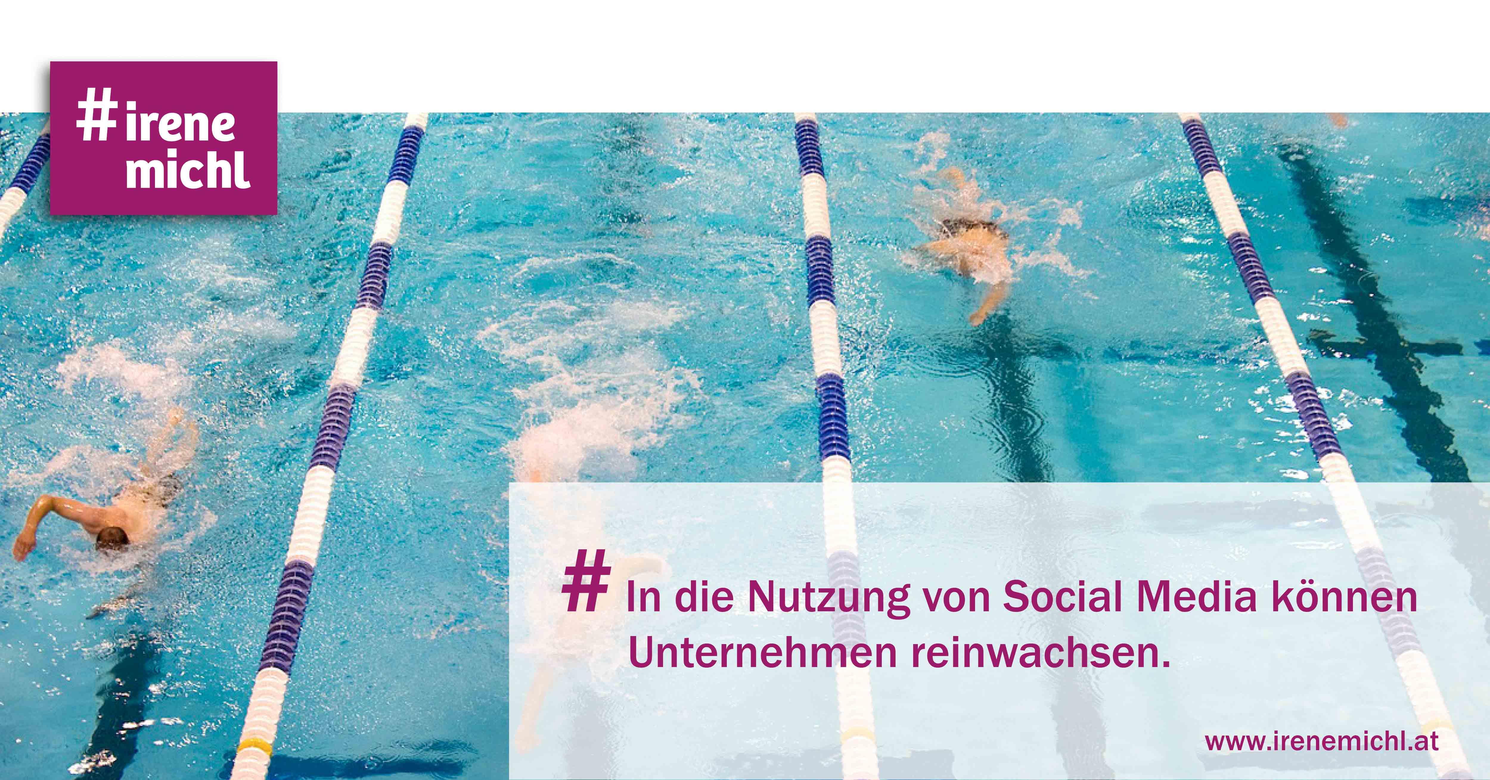Social Media Vortrag Irene Michl