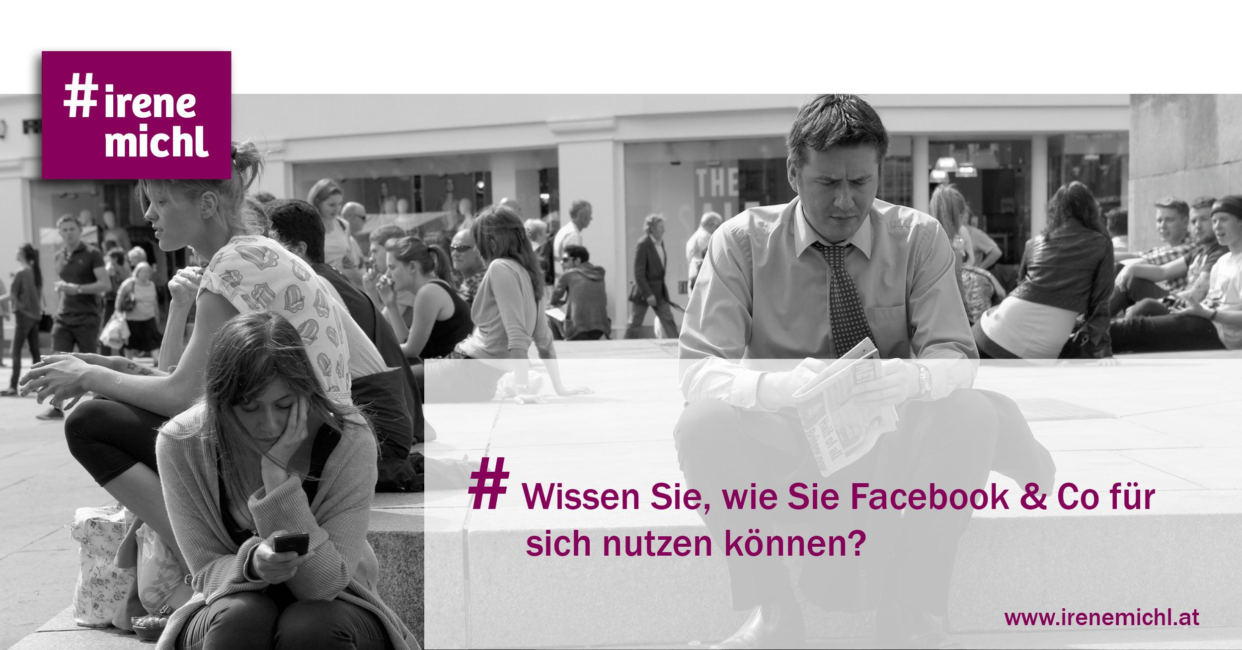 Social Media für Führungskräfte Vortrag